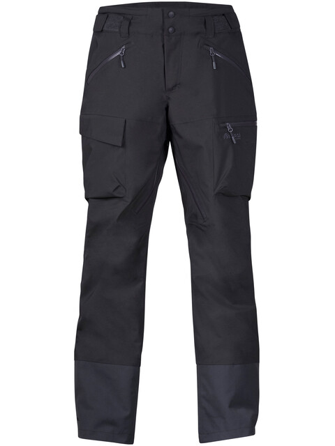 """Bergans M's Hafslo Pants Solid Charcoal"""